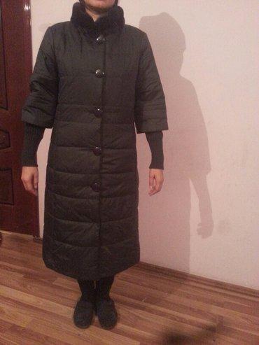 длинная пальто в Кок-Ой