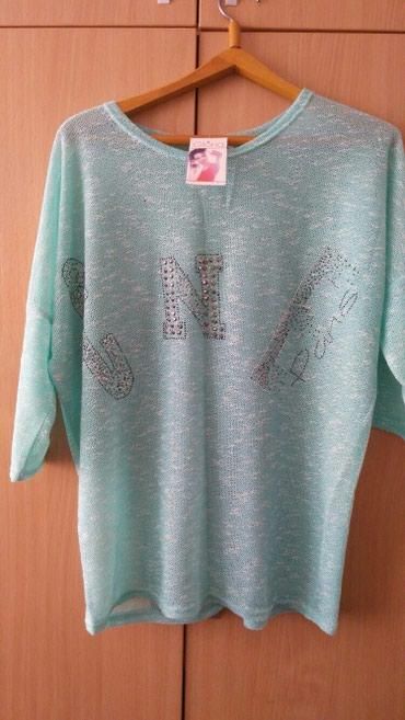женскую футболку в Кыргызстан: Продаю новую женскую футболку,размер 52-54