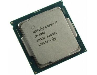 Prosessorlar - Azərbaycan: İ7 8700 prosessor   3 ay istifade olunub   6 ay zəmanət var