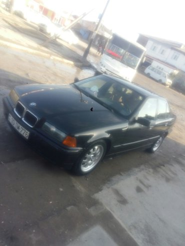 bmw-1-серия-116i-at - Azərbaycan: BMW 316 1.6 l. 1993 | 250000 km