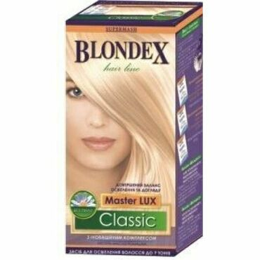 Блондекс керек