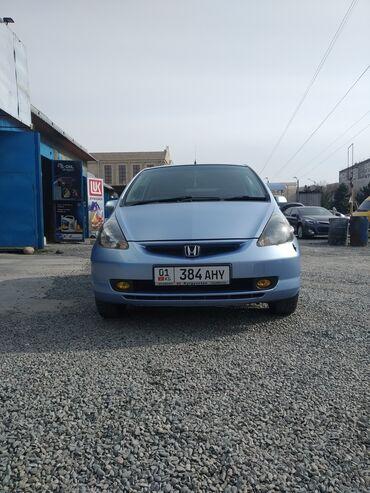 купить honda cr v в бишкеке в Кыргызстан: Honda Fit 1.3 л. 2002   228700 км