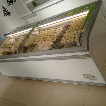 Морозильник для мяса и окорочка. 2.50см/85см. из Германии. аргенал. в Бишкек