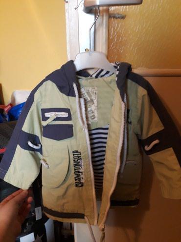 Prolecna jaknica vel.86-92 - Vrsac