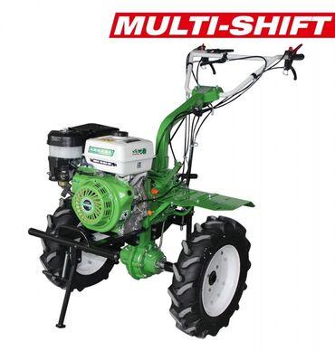 Бензиновый мотоблок COUNTRY 1400 MULTI -SHIFTМотоблок предназначен для