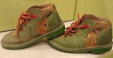 Продам ботиночки демисезонные или на европейскую зиму, унисекс, б/у, к в Бишкек