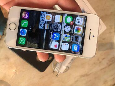 apple iphone se - Azərbaycan: İşlənmiş iPhone SE 2020 32 GB Ağ