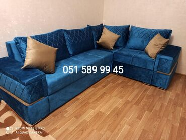 Kunc divanlar satilir her cur olcu ve rengdeAcilan divanlardi yatag