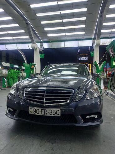 Mercedes-Benz E 350 3.5 l. 2011 | 105000 km