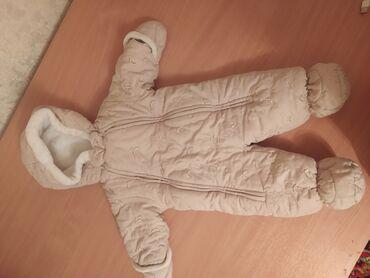 чехол для одежды в Кыргызстан: Продаю комбез, размер 0-6, почти как новый, толком не носили