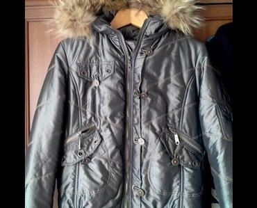 Отличная куртка Аляска. Состояние новой. Размер 48