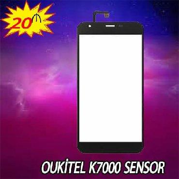 leagoo - Azərbaycan: Oukitel K7000 sensoru 20 azn.Məhsullarımız tam keyfiyyətli və