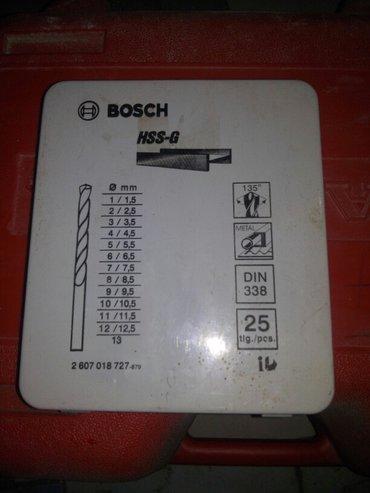 Bosch sverlo desti в Bakı