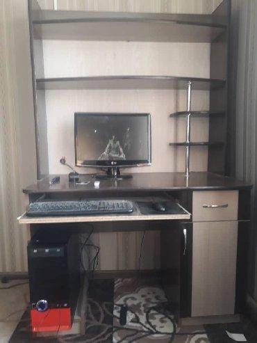 смартфон со стилусом в Кыргызстан: Продаю бу компьютер со стулом 15000