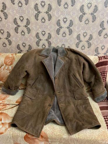 куртки для новорожденных в Кыргызстан: Продаем мужскую натуральную дубленку. Производство Турция. Размер