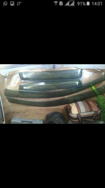 Хеликс оригинал купить в бишкеке - Кыргызстан: Ветровики мазда демио оригинал в комплекте б/у