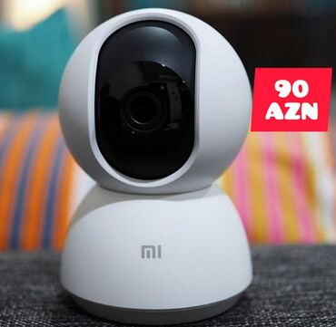 İstifadəçinin bütün elanları  ◇Model|Mi Home Security Camera 360⁰ ◇Onl