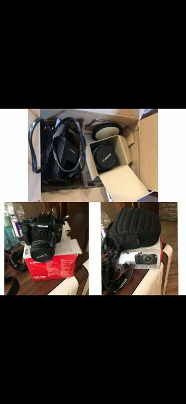 canon fotoaparat - Azərbaycan: Fotoaparat Kanon firmasi.Xaricden alinib 950 dollara 1 ya 2 defe istif