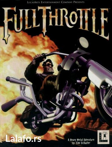 Full throttle remastered - Boljevac