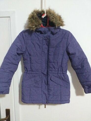 Kisu vetar - Srbija: McKenly decija zimska jakna.Velicina 140 ili 10.Ne propusta kisu i