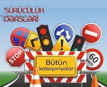Reqs dersleri bakida - Азербайджан: Suruculuk kursu dersleri
