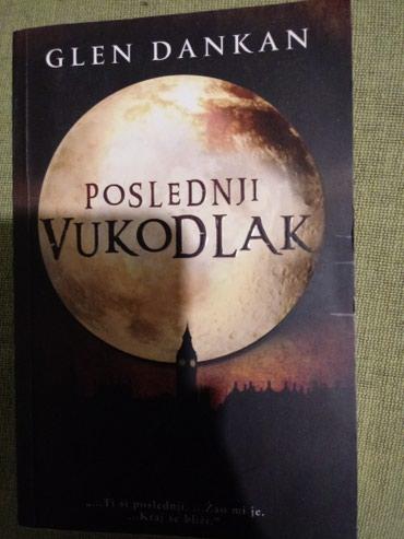 Knjiga Poslednji vukodlak - Pancevo