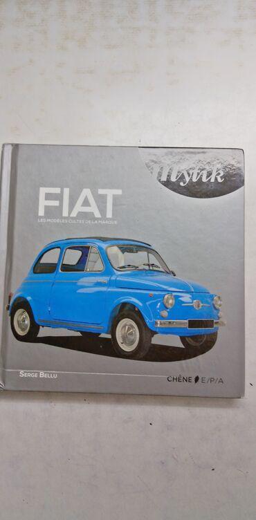 Knjiga:Fiat kultni modeli brenda,201360 str. 15,5x15,5 cm. fra