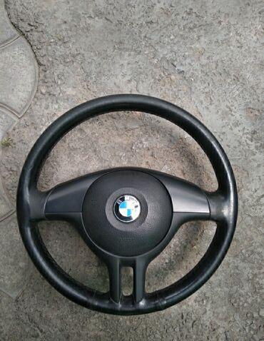 Спорт руль BMW e46. Продам спорт руль на BMW e46. В хорошем состоянии
