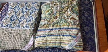 постельное принадлежности в Кыргызстан: Продаются одеяла тёплые из синтепона в хорошем состоянии150 см. на 200