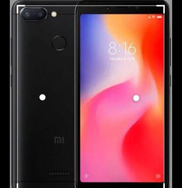 Xiaomi - Кыргызстан: Б/у Xiaomi Redmi 6 32 ГБ Черный