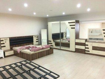 Bakı şəhərində Yataq desti modern matras hediyye