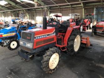Японский трактор YANMAR FX24. Свежепригнанный из Японии. Трактор