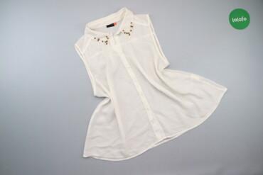 Жіноча сорочка з декором Only, р. М    Довжина: 60 см Напівобхват груд