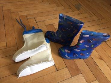 детские теплые тапочки в Азербайджан: Новые сапоги. 19 размер. Теплые. Китайский оригинал
