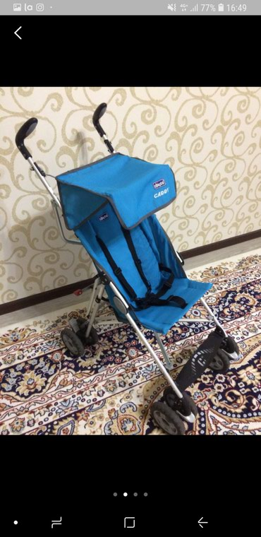 Продаю коляску фирмы chicco ,коляску в Бишкек