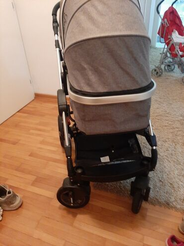 Cangaroo Moni kolica za bebe i decu,polozaj od lezeceg ka sedecem