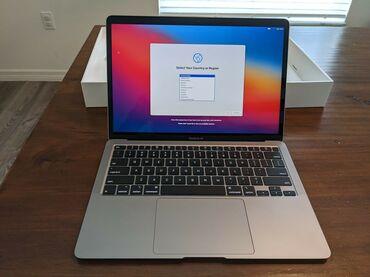 MacBook Air (2020) Core i58GB RAM512GBВ идеальном состоянии Полная