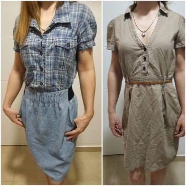 Dve Mango haljine, M velicina, cena kom - Novi Sad