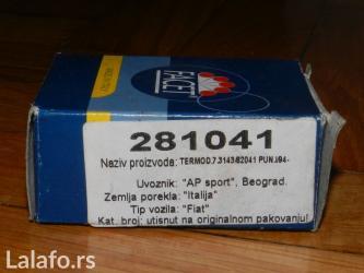 Termodavač temperature vode 7.3143 Facet - Beograd