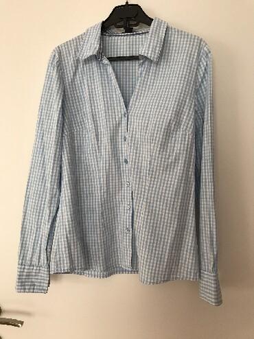 AMISU plava košulja. Veličina: XL. Dimenzije: poluobim preko grudi - Belgrade