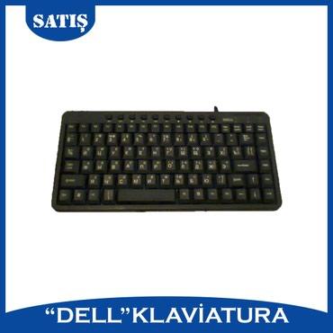 Sumqayıt şəhərində Dell mini USB klaviatura