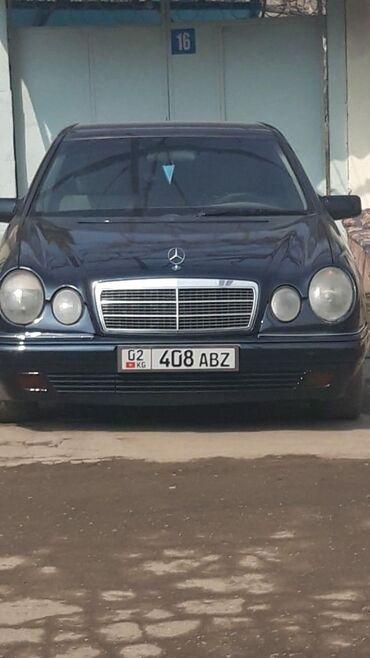 Mercedes-Benz в Араван: Mercedes-Benz E 240 2010