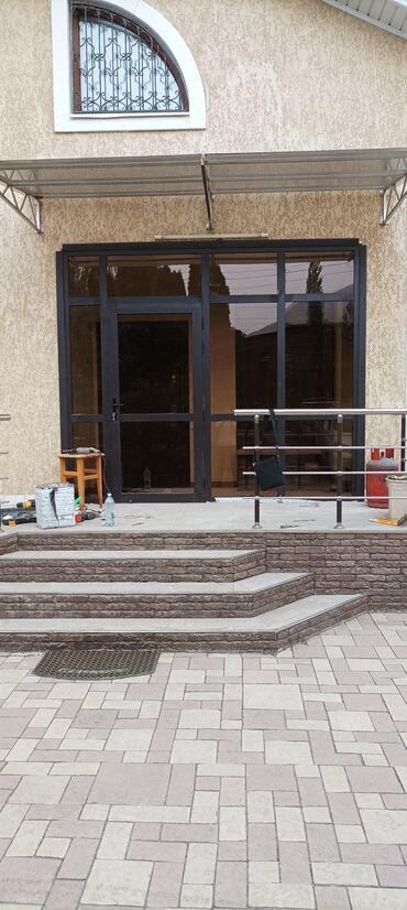 ремонт пластиковых окон и дверей in Кыргызстан | РЕМОНТ ПОД КЛЮЧ: Окна, Двери, Витражи | Установка, Изготовление, Ремонт | Больше 6 лет опыта