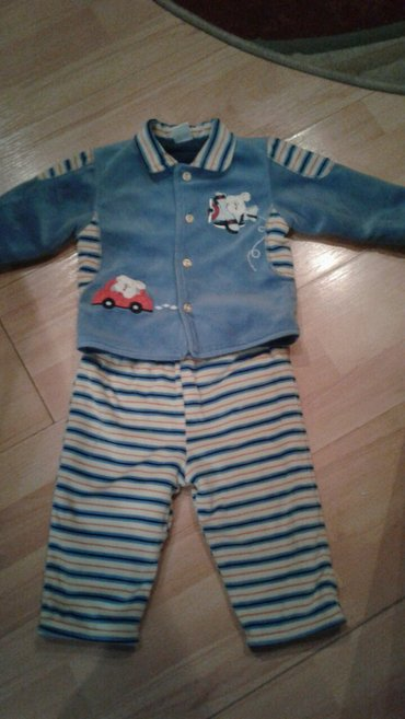 продаю детский очень теплый костюмчик. на 8-18 месяцев.В отличном сост в Бишкек