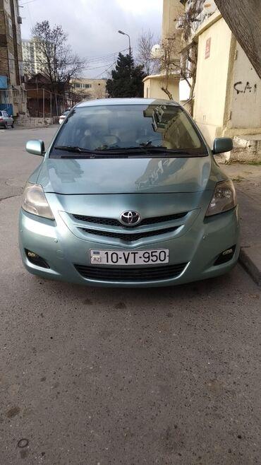 авто фаркоп в Азербайджан: Toyota Yaris 1.3 л. 2007   290000 км