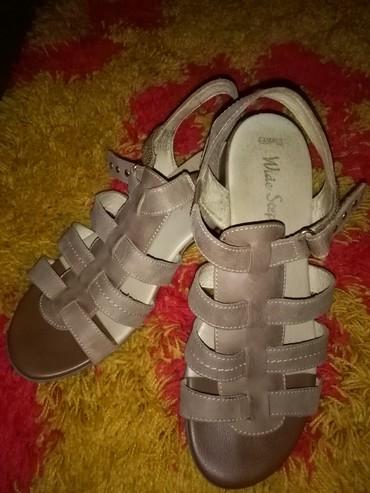 Sandale extra,Campus,jednom obuvene,kvalitet vidi slike,39/40 broj.ko - Sombor