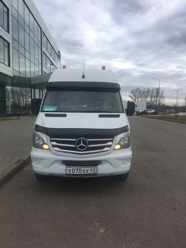 Mercedes-Benz Sprinter 2.2 л. 2015 | 137452 км