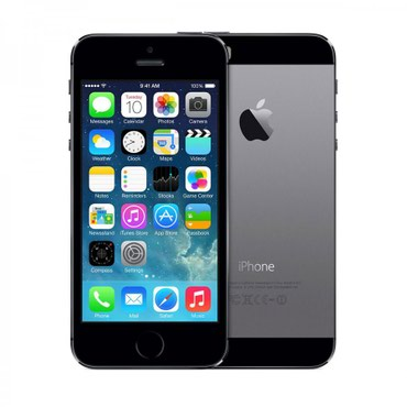 Iphone 5s 16 GB в Чаек