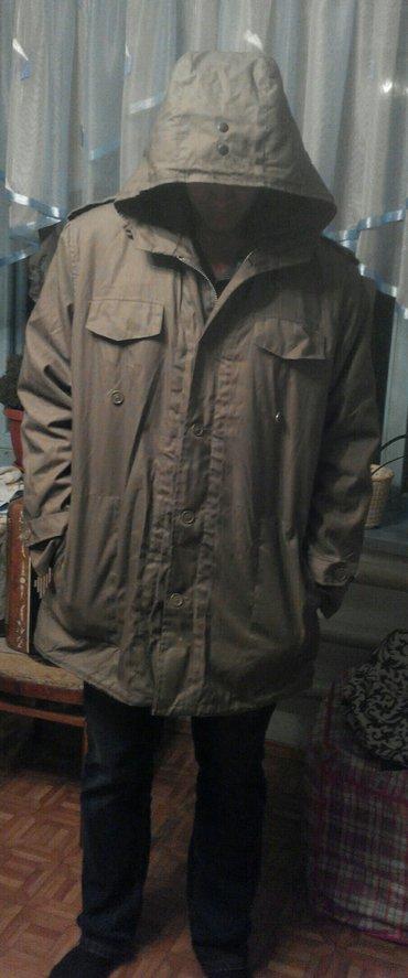 продаю куртку мужскую новую из Германии , размер 56-58 .подстежка отст в Бишкек