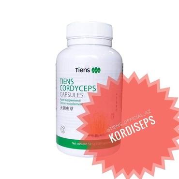 kordiseps - Azərbaycan: KORDİSEPSTərkibi:kordisepsin fermentləşdirilmiş mitselisinin